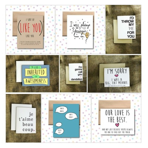 greeting cards @littledogpaper #shopify  #socialselling #PromoteStore #PictureVideo @SharePicVideo