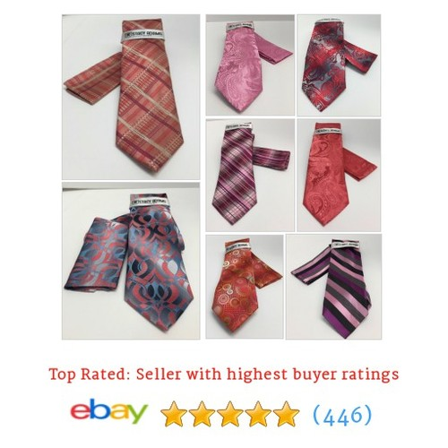 Men's Ties, Bow Ties & Ascots Items in StepinStyle St Pete store #ebay @stepinstylepete  #ebay #PromoteEbay #PictureVideo @SharePicVideo