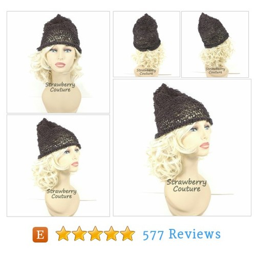 Summer Brown Knitted Hat Womens Hat Trendy, #etsy @strawcouture  #etsy #PromoteEtsy #PictureVideo @SharePicVideo