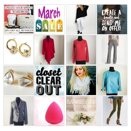 Spring cleanout! top 1% seller's blowout sale!'s Closet @goshopher https://www.SharePicVideo.com/?ref=PostPicVideoToTwitter-goshopher #socialselling #PromoteStore #PictureVideo @SharePicVideo