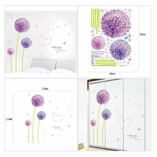 Simplifestyle Baby Nursery Dandelion Wall Decoration  #socialselling #PromoteStore #PictureVideo @SharePicVideo