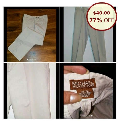 Michael Kors dress pants. @cynthiad0313 https://www.SharePicVideo.com/?ref=PostPicVideoToTwitter-cynthiad0313 #socialselling #PromoteStore #PictureVideo @SharePicVideo