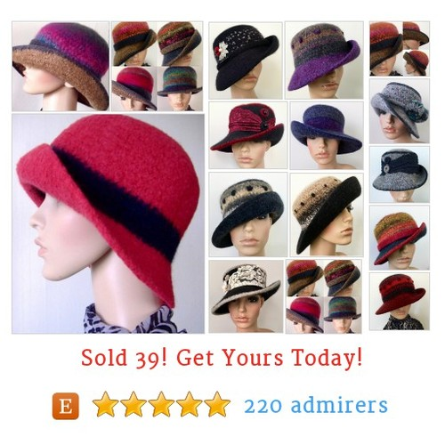 Cloche Hats Etsy shop #etsy @krystalajoy https://www.SharePicVideo.com/?ref=PostPicVideoToTwitter-krystalajoy #etsy #PromoteEtsy #PictureVideo @SharePicVideo