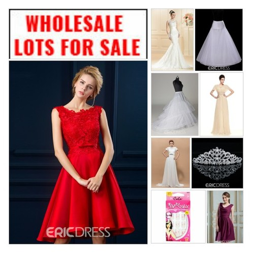 Ericdress Knee-Length Round Neck Bowknot Cocktail Dress – Best Little Mall #socialselling #PromoteStore #PictureVideo @SharePicVideo