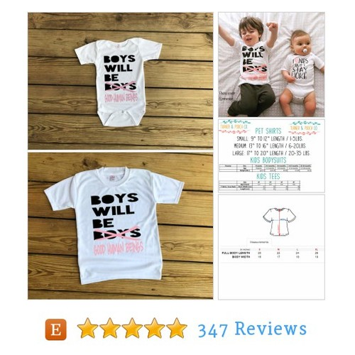 Boys will Be Good Human Beings feminism #etsy #PromoteEtsy #PictureVideo @SharePicVideo