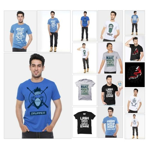 Half Sleeve T shirts for Men Printed T shirts #shopify @amazzystore  #socialselling #PromoteStore #PictureVideo @SharePicVideo