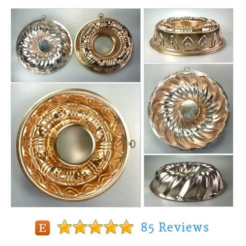 2 Copper Tint Aluminum Round Ring Baking #etsy @startwithamouse https://www.SharePicVideo.com/?ref=PostPicVideoToTwitter-startwithamouse #etsy #PromoteEtsy #PictureVideo @SharePicVideo