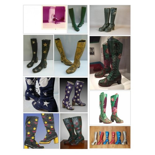 ponderings on chinese food...rainbow cobblers AND THE BOOTS AND THE MISTAKE IN DESIGN #socialselling #PromoteStore #PictureVideo @SharePicVideo