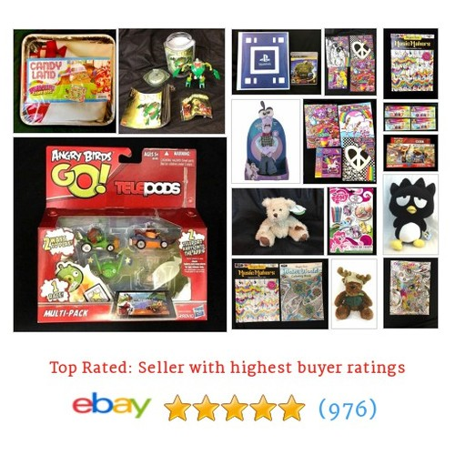 Toys Great deals from myshoppingparadise #ebay @jenzshoppin  #ebay #PromoteEbay #PictureVideo @SharePicVideo