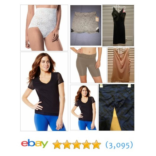 Women's Clothing Items in Robstertan Shapewear and Activewear store #ebay @robstertan  #ebay #PromoteEbay #PictureVideo @SharePicVideo