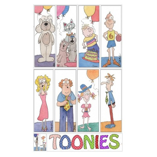 Funny Cartoon Bookmarks - * Awesome * Handcrafted * You Gotta Have It Stuff * by IgottaHAVEitNECKLACE Etsy shop #FunnyCartoonBookmark #etsyspecialt  #SpecialTGIF      @Demented_RTs  @etsypro  @FameRTR #originalart #bookmarks #toonies #cartoons #etsy #PromoteEtsy #PictureVideo @SharePicVideo