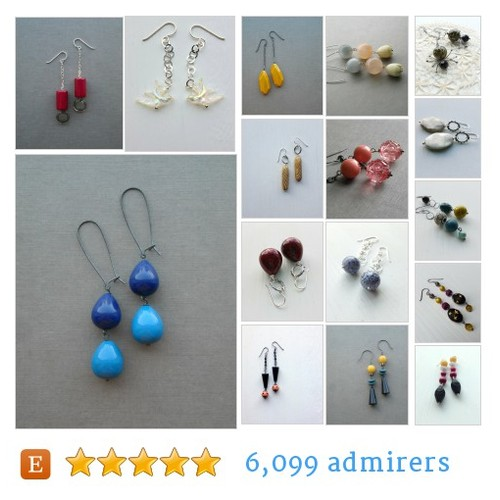 Lucite earrings #etsy shop #luciteearring @katerimorton  #etsy #PromoteEtsy #PictureVideo @SharePicVideo