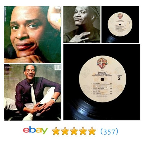 Al Jarreau Album Vinyl LP Record Warner Bros  @digiart101 #ebay  #etsy #PromoteEbay #PictureVideo @SharePicVideo