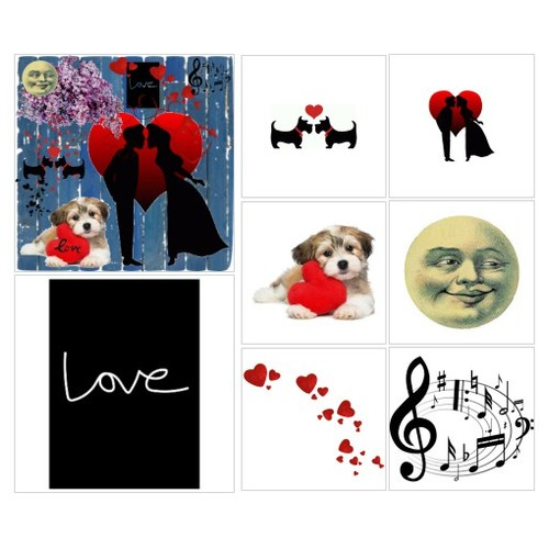 "...""LOVE""... #artexpression #artset #artcollage #HappyValentineDay   #sylviacameojewels  #socialselling #PromoteStore #PictureVideo @SharePicVideo"