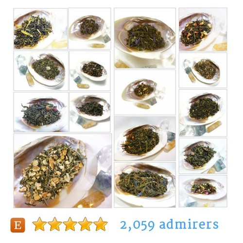 Green Tea #etsy shop #greentea @dryadtea  #etsy #PromoteEtsy #PictureVideo @SharePicVideo