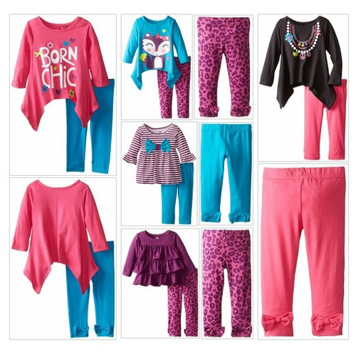 # Gerber #Graduates #Girls' #Baby and #Little #Long#Sleeve #Top and #Legging #Set: Clothing #socialselling #PromoteStore #PictureVideo @SharePicVideo