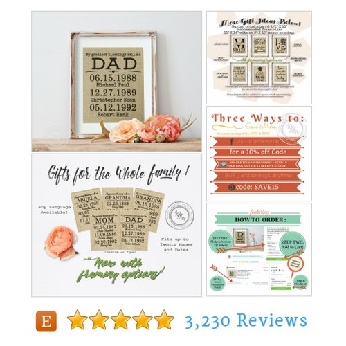 Dad Valentine, Mens Gift Idea, Gift for #etsy @knotnnest  #etsy #PromoteEtsy #PictureVideo @SharePicVideo