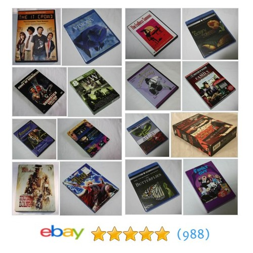 DVDs Items in Josh s Peabody General Store store on eBay! #dvd #ebay @jdsellbuy  #ebay #PromoteEbay #PictureVideo @SharePicVideo