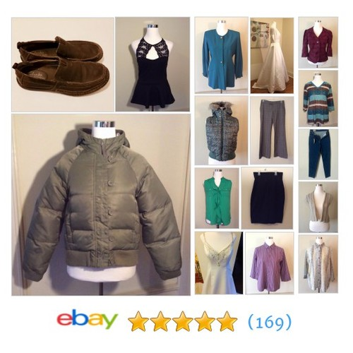 Clothing, Shoes & Accessories #sellonebay #ebay @nakishadyson  #ebay #PromoteEbay #PictureVideo @SharePicVideo