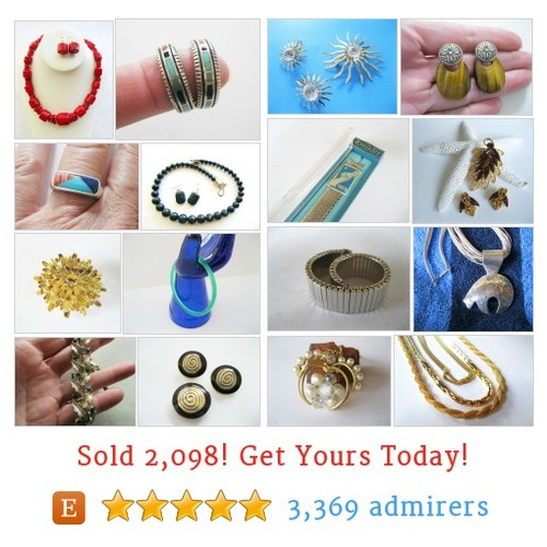 Vintage Jewelry Etsy shop #etsy @snapdragonslair  #etsy #PromoteEtsy #PictureVideo @SharePicVideo