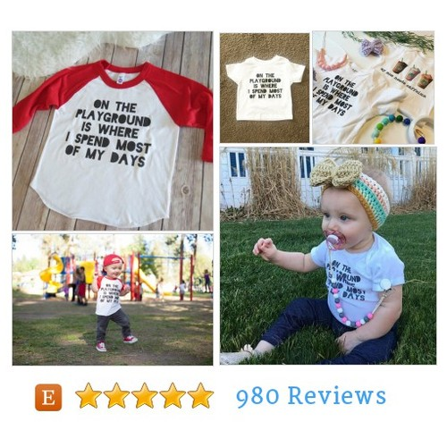 Playground Baby, Toddler, Funny Baby #etsy @kycalidesign  #etsy #PromoteEtsy #PictureVideo @SharePicVideo