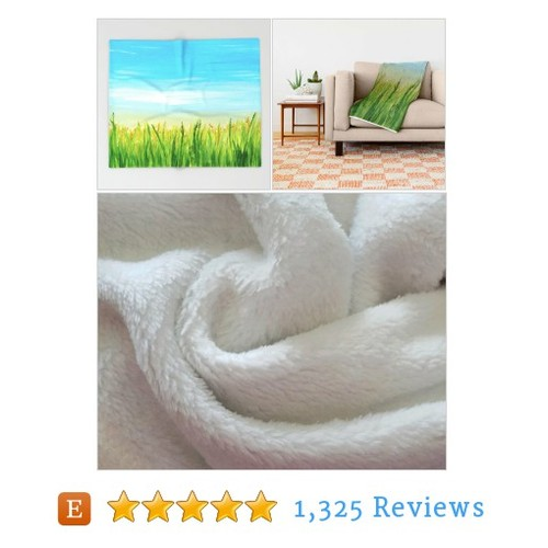 Throw Blanket, Fleece Blanket, Sofa Throw, #etsy @artbylucie  #etsy #PromoteEtsy #PictureVideo @SharePicVideo