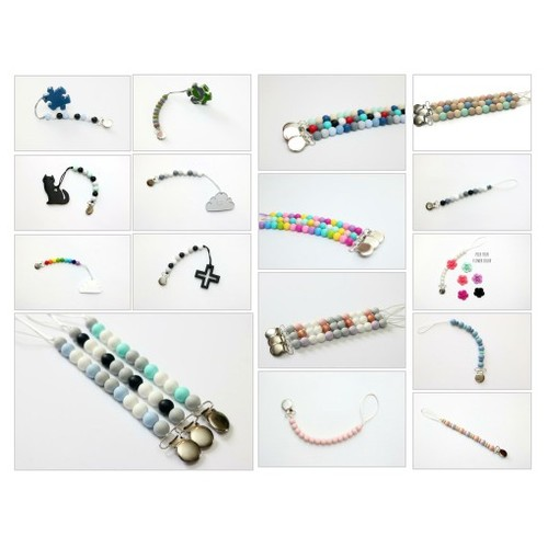 Pacifier Clips @gettinsewcrafty  #socialselling #PromoteStore #PictureVideo @SharePicVideo