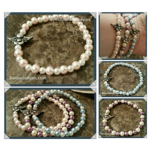 Prayer Angel Beads @OurB_Angels  #socialselling #PromoteStore #PictureVideo @SharePicVideo