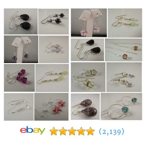 Drop & Dangle Earrings Great deals from Designs by LaDonna #ebay @evasmim  #ebay #PromoteEbay #PictureVideo @SharePicVideo