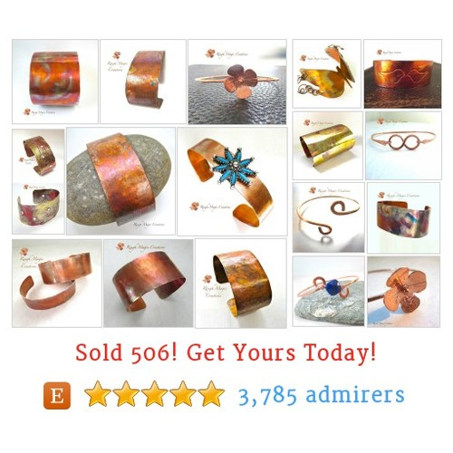 Cuffs and Bangles Etsy shop #etsy @roughmagicme  #etsy #PromoteEtsy #PictureVideo @SharePicVideo