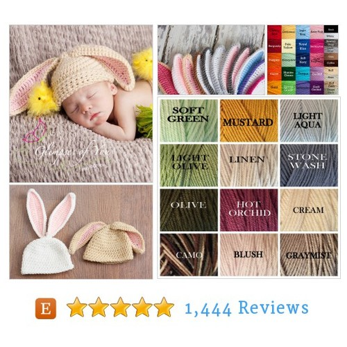 Baby Girl Gifts, Bunny Hat, Baby Clothes, #etsy @sebastianseven1 https://www.SharePicVideo.com/?ref=PostPicVideoToTwitter-sebastianseven1 #etsy #PromoteEtsy #PictureVideo @SharePicVideo