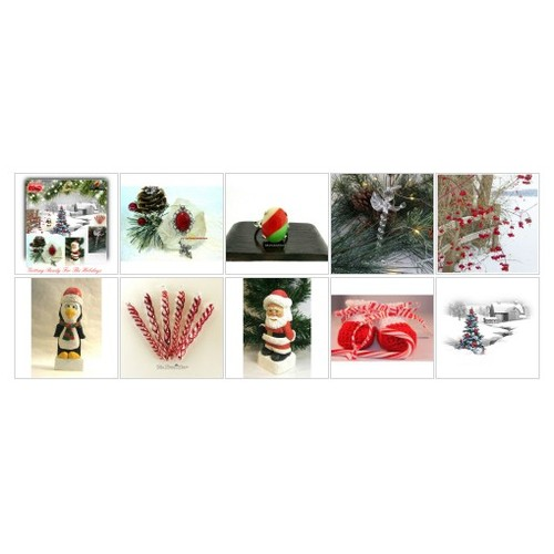 Getting Ready For the Holidays #EtsySpecialT #Holidaygifts #polyvore #artexpression #crazy4etsy #Christmas  #socialselling #PromoteStore #PictureVideo @SharePicVideo