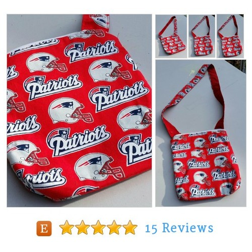 Small Handbag with Pockets- Patriots #etsy @blattheidi https://www.SharePicVideo.com/?ref=PostPicVideoToTwitter-blattheidi #etsy #PromoteEtsy #PictureVideo @SharePicVideo