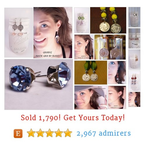 Earrings Etsy shop #etsy @lynnsgr8byz https://www.SharePicVideo.com/?ref=PostPicVideoToTwitter-lynnsgr8byz #etsy #PromoteEtsy #PictureVideo @SharePicVideo