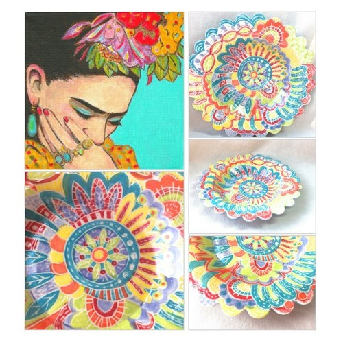 Colorful Bohemian Plate, hand carved ceramic platter sgraffito unique stoneware pottery whimsical tribal boho decor bohemian #etsyspecialt #integritytt #SpecialTGIF #Specialtoo  #SpecialTParty      @Demented_RTs  @etsypro  @FameRTR #etsy #PromoteEtsy #PictureVideo @SharePicVideo