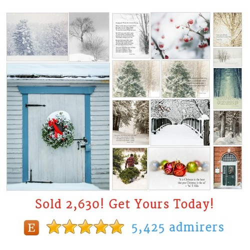 Winter / Holiday Etsy shop #etsy @debbrao  #etsy #PromoteEtsy #PictureVideo @SharePicVideo