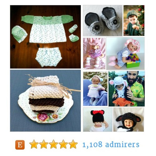Handmade Adult/Teen and Baby Clothes, Toys & Much More by LaraineRoseHandiWorx Etsy shop @LaraineRose #etsy #PromoteEtsy #PictureVideo @SharePicVideo