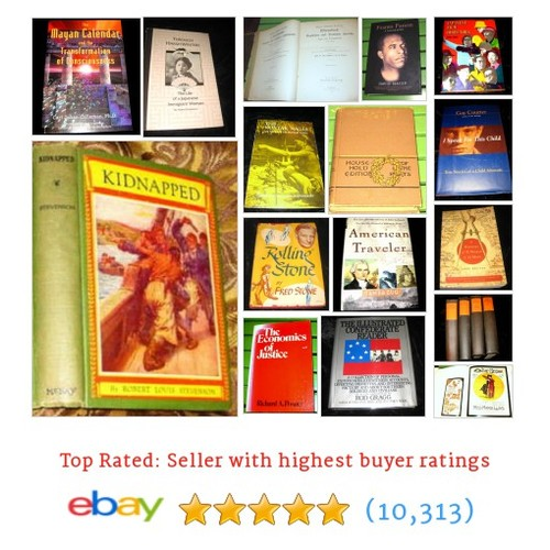 BOOKS Great deals from THE ENCHANTED MERMAID #ebay @cyberfriend  #ebay #PromoteEbay #PictureVideo @SharePicVideo