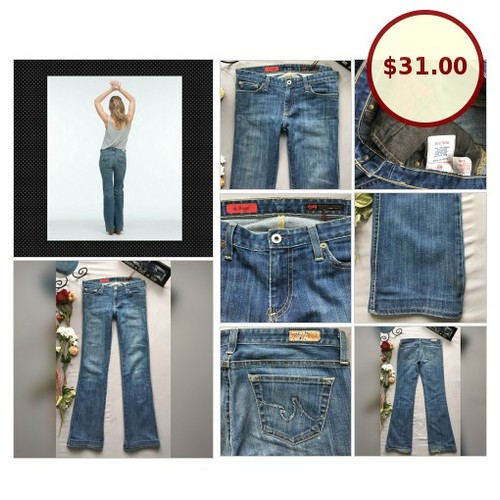 AG ADRIANO GOLDSCHMIED ANGEL BOOTCUT JEANS @jayjunefashion https://www.SharePicVideo.com/?ref=PostPicVideoToTwitter-jayjunefashion #socialselling #PromoteStore #PictureVideo @SharePicVideo