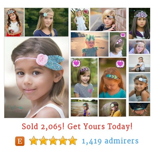 Felt Crowns & Headbands Etsy shop #etsy @pacrafts_heart  #etsy #PromoteEtsy #PictureVideo @SharePicVideo