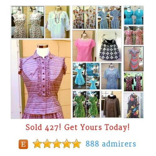 Vintage Clothing Etsy shop #etsy @peachburrito https://www.SharePicVideo.com/?ref=PostPicVideoToTwitter-peachburrito #etsy #PromoteEtsy #PictureVideo @SharePicVideo
