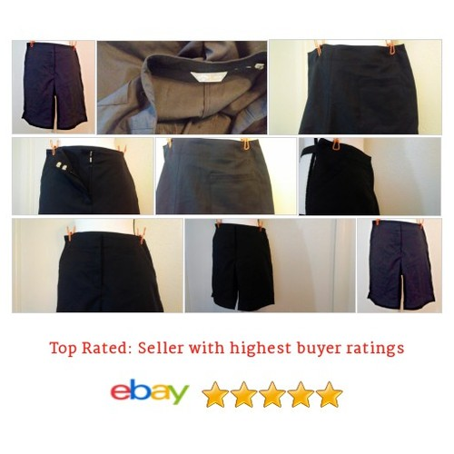 #Callaway Women's Shorts Size Medium Golf Long Black Opti Dri Picnic Spring Fun #Short #WomensClothing #etsy #PromoteEbay #PictureVideo @SharePicVideo