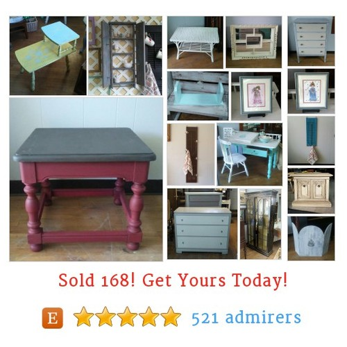Painted Furniture-Decor Etsy shop #etsy @frugalfortune https://www.SharePicVideo.com/?ref=PostPicVideoToTwitter-frugalfortune #etsy #PromoteEtsy #PictureVideo @SharePicVideo
