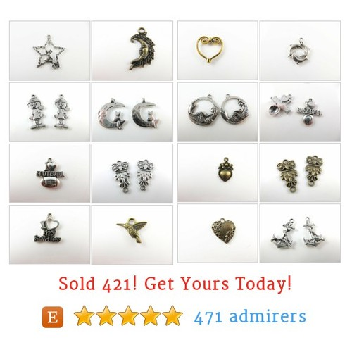 charms Etsy shop #charm #etsy @jewelrybykat  #etsy #PromoteEtsy #PictureVideo @SharePicVideo