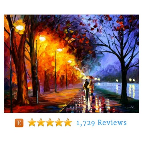 Large Wall Art - Alley By The Lake — Huge #etsy @afremovart  #etsy #PromoteEtsy #PictureVideo @SharePicVideo