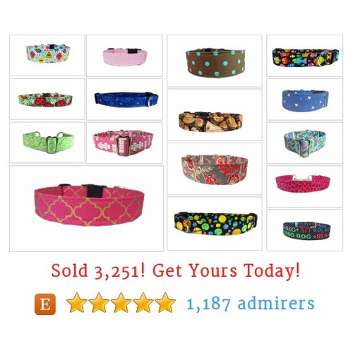 Everyday Fabric Collars Etsy shop #everydayfabriccollar #etsy @greatdogdesigns  #etsy #PromoteEtsy #PictureVideo @SharePicVideo