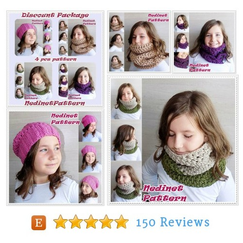 CROCHET PATTERN Discount sets #pattern , #etsy @nedinetcreation  #etsy #PromoteEtsy #PictureVideo @SharePicVideo