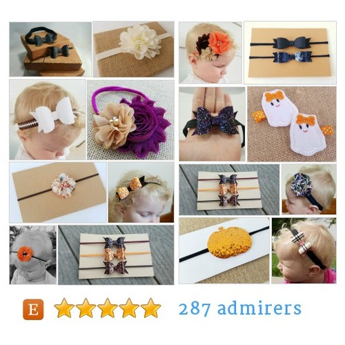 Fall/Halloween #etsy shop #fall #halloween @kayleebands  #etsy #PromoteEtsy #PictureVideo @SharePicVideo