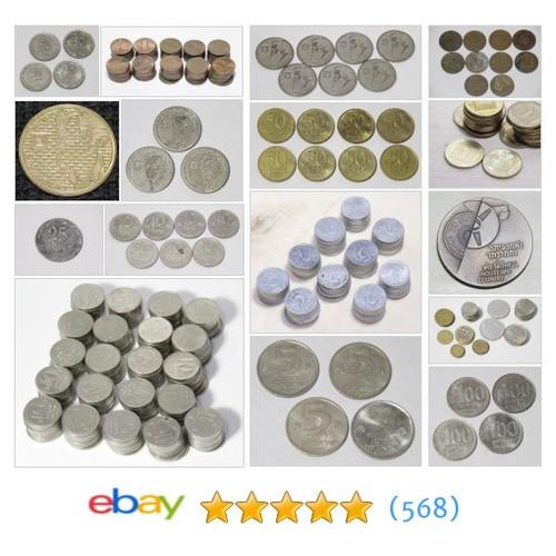 Coins Items in am.assayag1 store on eBay! #coin #ebay @ammoshe  #ebay #PromoteEbay #PictureVideo @SharePicVideo