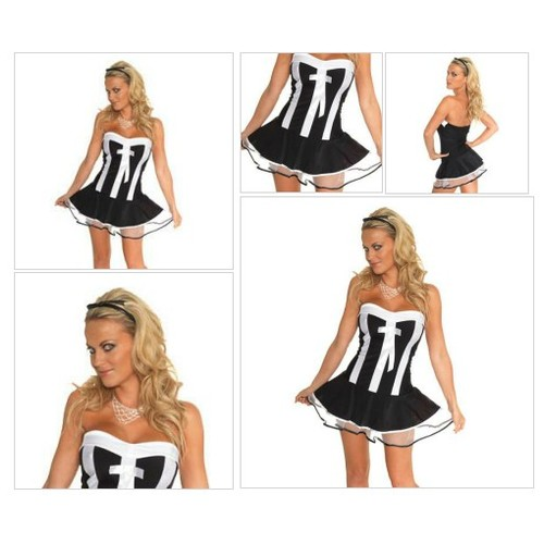 Waitress Outfit @beevannybee  #socialselling #PromoteStore #PictureVideo @SharePicVideo